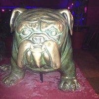 Photo taken at Bulldog Café by lorenza b. on 7/20/2012