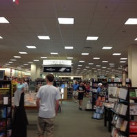 Photo taken at Barnes & Noble by Carmen C. on 8/5/2012
