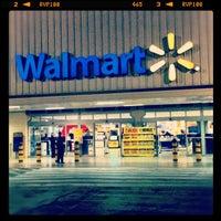 Photo taken at Walmart by Bruno F. on 5/24/2012