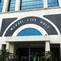 Photo taken at Makati City Hall by Tanya M. on 7/17/2012