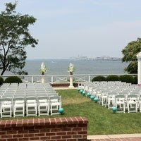 Photo taken at Chesapeake Bay Beach Club by Justin C. on 7/8/2012