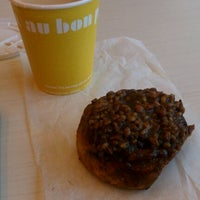 Photo taken at Au Bon Pain by Brian B. on 9/14/2011