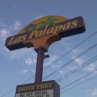 Photo taken at Las Palapas by Kris S. on 8/29/2012
