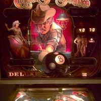 Photo taken at Pacific Pinball Museum by kumi m. on 3/18/2012