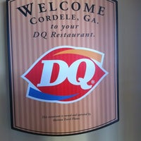 Photo taken at Dairy Queen by Melanie R. on 5/19/2011