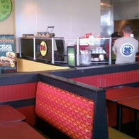 Photo taken at Moe's Southwest Grill by Melanie on 8/19/2011