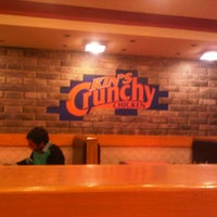 Photo taken at Kin's Crunchy Chicken by Sarmed S. on 1/18/2012