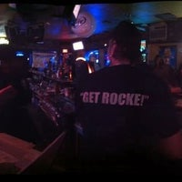 Photo taken at The Rock Bar & Grill by Tara F. on 10/13/2011