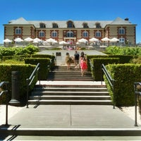Photo taken at Domaine Carneros by William L. on 6/30/2012