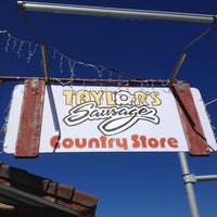 Photo taken at Taylor's Country Store by Dk C. on 9/11/2012