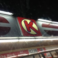 Photo taken at Circle K by Evelyn A. on 1/25/2012