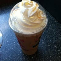 Photo taken at Dunkin Donuts by Amber M. on 7/9/2012