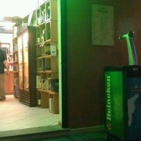 Photo taken at Oltre Il Mare Libreria Wine Bar by misterpulcri on 9/4/2011