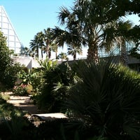 Photo taken at San Antonio Botanical Garden by Veronica D. on 10/29/2011