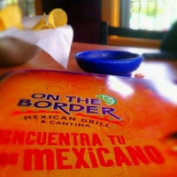 Photo taken at On The Border by di o. on 8/11/2012