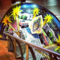 Photo taken at North Hollywood Metro Station by Eric G. on 6/8/2012