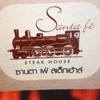 Santa Fe' Steak (ซานตา เฟ่ สเต็ก)