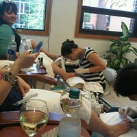 Photo taken at Color Nails by Sarah on 6/30/2012