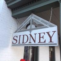 Photo taken at Restaurant Sidney by Mark T. on 5/5/2012