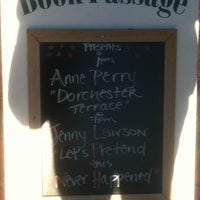 Photo taken at Book Passage Bookstore by Rachel H. on 4/21/2012