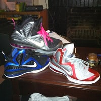 Photo taken at Foot Locker by Daniel C. on 11/22/2011