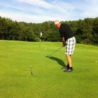 Photo taken at BurgGolf by Sander V. on 8/13/2012