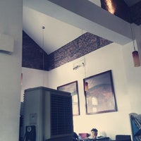 Photo taken at X Cream by Kha L. on 5/13/2012