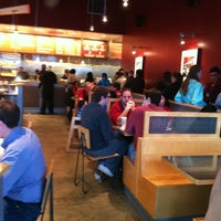 Photo taken at Chipotle Mexican Grill by Shaina W. on 12/21/2011