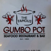 Photo taken at The Gumbo Pot by Charity S. on 5/20/2012