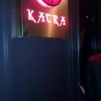 Photo taken at Katra Lounge by Bianca B. on 4/29/2012