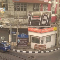 Photo taken at Wang Hin Intersection by Andy C. on 8/5/2011