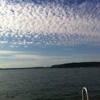 Photo taken at The Bristol Docks by Linda C. on 4/23/2012