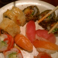 Photo taken at KoyWan Hibachi Buffet by Angel C. on 11/10/2011