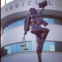 Photo taken at Juzgados Civiles de 1ª Instancia by Carlitos C. on 1/27/2012