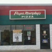 Photo taken at Papa Murphy's Pizza by Brandy B. on 2/20/2011