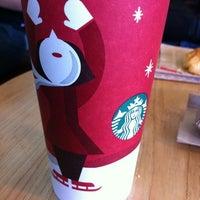 Photo taken at Starbucks by Ryan M. on 12/10/2011