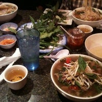 Photo taken at Pho 95 by Jessica M. on 3/12/2011
