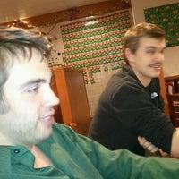 Photo taken at Denny's by Cierra N. on 12/24/2011