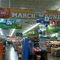 Photo taken at Walmart Supercenter by Dawn P. on 4/2/2012