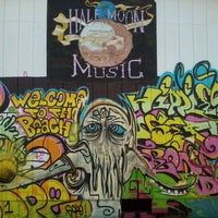 Photo taken at Half Moon by Brian K. on 1/4/2012