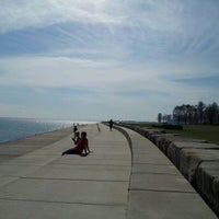 Photo taken at Chicago Lakefront by Michael T. on 3/18/2012
