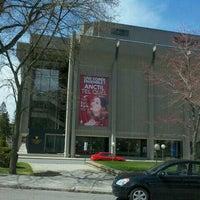 Photo taken at Grand Théâtre de Québec by Lafleur R. on 5/18/2011