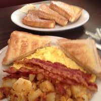 Photo taken at Olympian Diner by tim w. on 3/8/2012