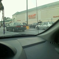 Photo taken at Giant Food Store by Clinton D. on 9/3/2011