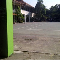 Photo taken at SMAN 7 Surakarta by Caroline A. on 7/4/2011