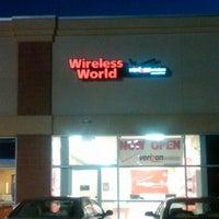 Photo taken at Wireless World Emerson by Jason L. on 3/10/2011
