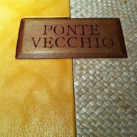 Photo taken at Restaurante Ponte Vecchio by Cris C. on 10/15/2011