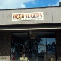 Photo taken at Bootleggers BrewworX by carol f. on 1/12/2012