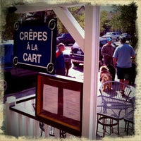 Photo taken at Crepes a la Cart by JaimeT on 6/11/2011