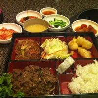Photo taken at Cho Sun Gal Bi Korean BBQ & Sushi Bar by Tori B. on 6/15/2012